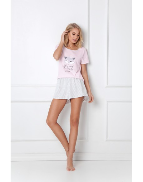 Aruelle Piżama Trixie Short