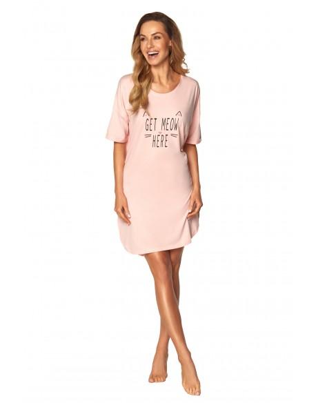 Rossli Koszula Alice SAL-ND-2071.I Różowa