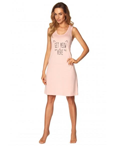 Rossli Koszula Fiona SAL-ND-2070.I Różowa