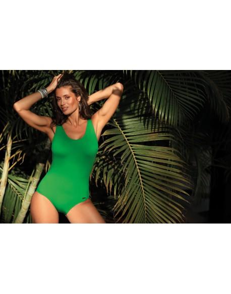 Marko Kostium kąpielowy Hermiona Palm Green M-597 (5)