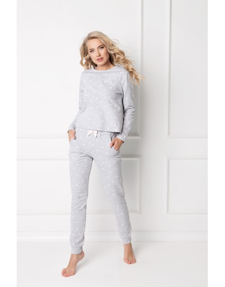 Aruelle Dres Hearty Set Grey