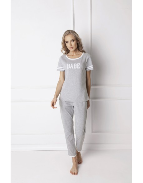 Aruelle Piżama Babe Long Grey
