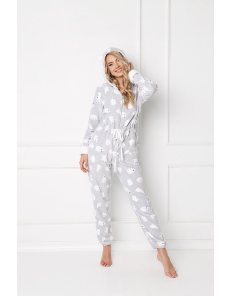 Aruelle Kombinezon Polar Bear Onesie Grey