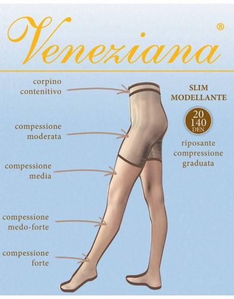 Veneziana Rajstopy Slim 20
