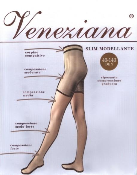 Veneziana Rajstopy Slim 40